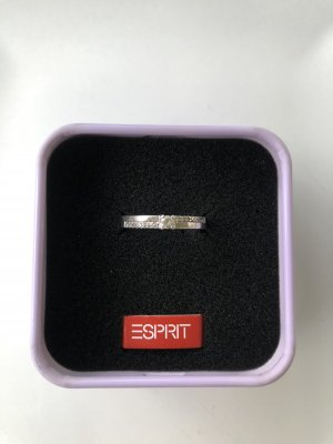 Esprit Ring Silber Zirkonia Gr.8