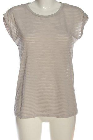 Esprit Koszulka w paski w kolorze białej wełny W stylu casual