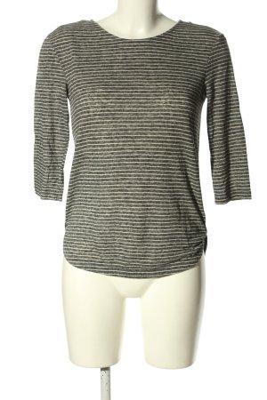 Esprit Ringelshirt schwarz-weiß Streifenmuster Casual-Look