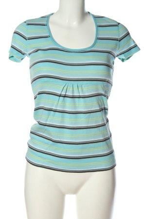Esprit Koszulka w paski Wzór w paski W stylu casual
