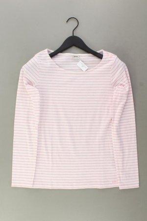 Esprit T-shirt rayé vieux rose-rosé-rose clair-rose coton
