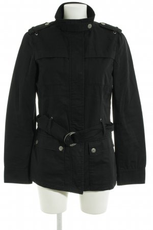 Esprit Ripstop Jacket black casual look