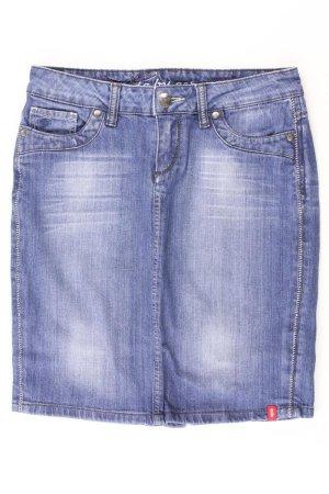 Esprit Rock blau Größe 34