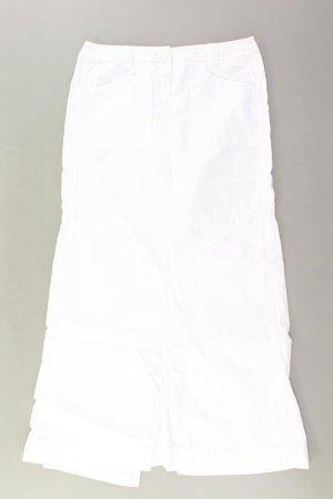 Esprit Rock Größe 34 weiß aus Baumwolle