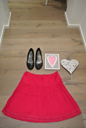 Esprit Circle Skirt multicolored cotton