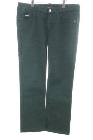 Esprit Röhrenhose grün Casual-Look