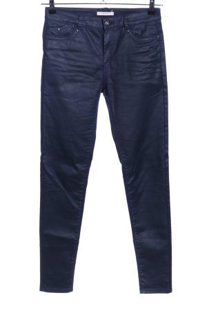 Esprit Röhrenhose blau Casual-Look