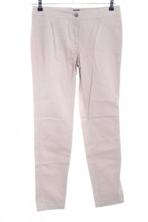 Esprit Pantalon cigarette blanc cassé style décontracté