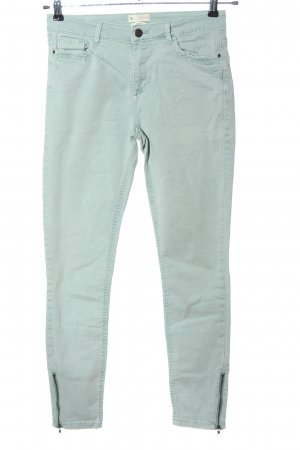 Esprit Tube Jeans turquoise casual look