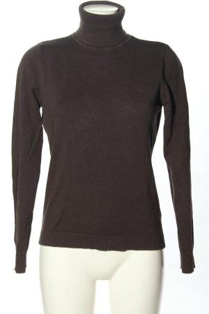 "Esprit Turtleneck Sweater ""W-xkbfab"" brown"