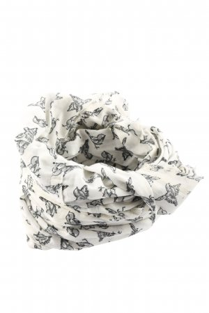 Esprit Caperuza blanco puro-gris claro estampado temático look casual