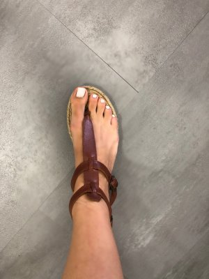 Esprit Roman Sandals multicolored