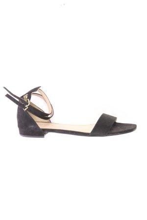 Esprit Sandalen Größe 39 schwarz