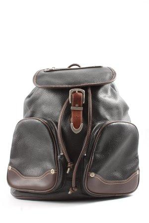 Esprit Sacoche noir-brun style décontracté