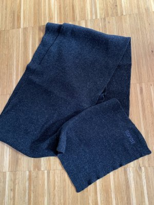Esprit Écharpe en tricot gris anthracite