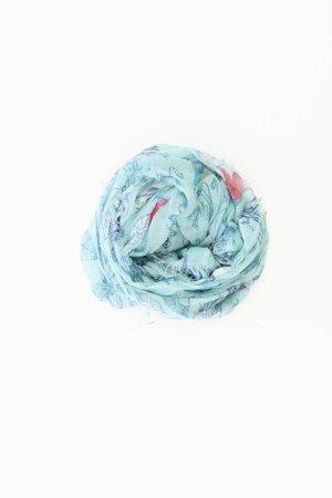 Esprit Sjaal blauw-neon blauw-donkerblauw-azuur