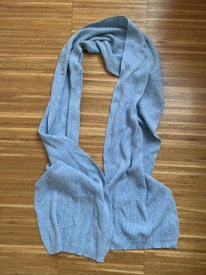 Esprit Gebreide sjaal lichtblauw