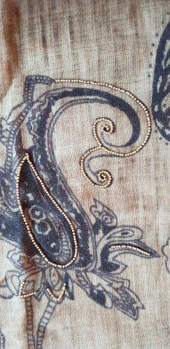 Esprit Bufanda color bronce-ocre