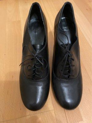 esprit collection Escarpins à lacets noir