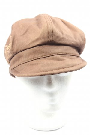 Esprit Gorra de plato marrón look casual