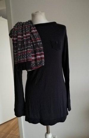 Esprit Schlafanzug mit Norweger Muster