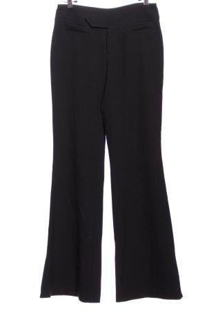 Esprit Pantalon pattes d'éléphant noir style d'affaires