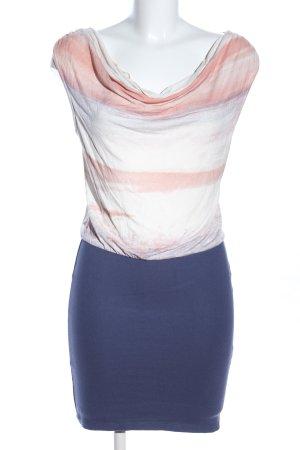 Esprit Tube Dress striped pattern elegant
