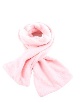 Esprit Bufanda tubo rosa letras bordadas look casual