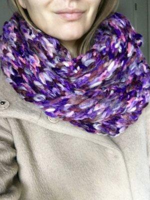 Esprit Bufanda tubo violeta-lila