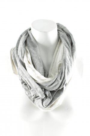 Esprit Tube Scarf grey-natural white flecked casual look