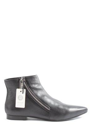 Esprit Slip-on Booties black casual look