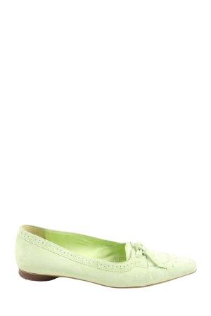 Esprit Schlüpfschuhe grün Casual-Look