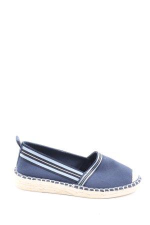 Esprit Espadrille Sandals blue casual look