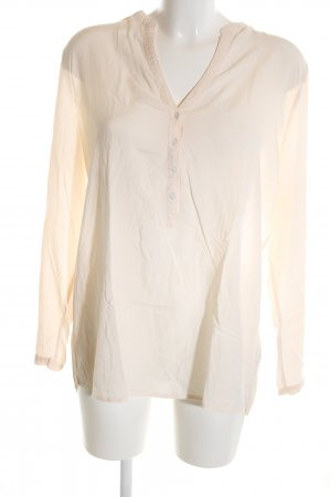 Esprit Schlupf-Bluse creme Business-Look
