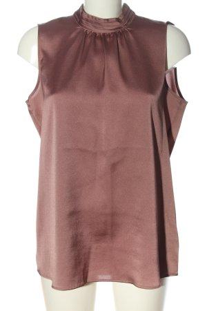 Esprit Schlupf-Bluse pink Business-Look