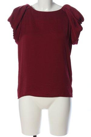 Esprit Schlupf-Bluse rot Casual-Look