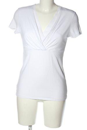 Esprit Empire Waist Shirt white casual look