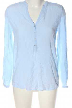 Esprit Schlupf-Bluse blau Casual-Look