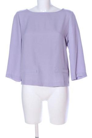 Esprit Blouse à enfiler violet style décontracté