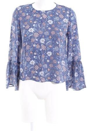 Esprit Schlupf-Bluse florales Muster Casual-Look