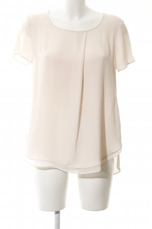 Esprit Schlupf-Bluse nude Business-Look