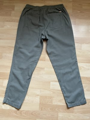 Esprit Pantalon kaki kaki