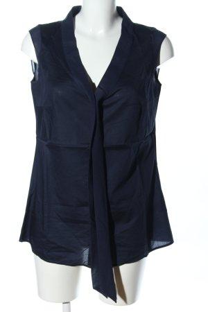 Esprit Tie-neck Blouse black business style