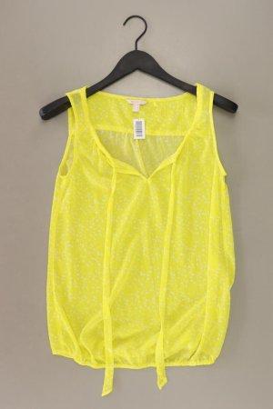 Esprit Blusa collo a cravatta giallo-giallo neon-giallo lime-giallo scuro