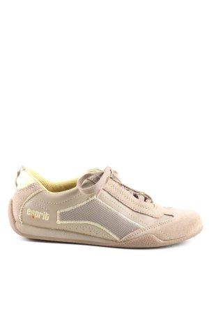 Esprit Schnürschuhe creme-blassgelb sportlicher Stil