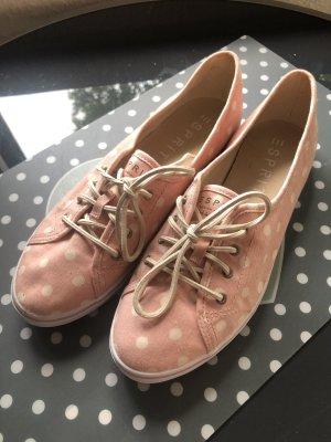adc by Esprit Sneaker slip-on rosa pallido-bianco