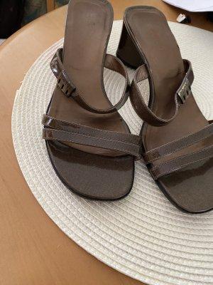 Esprit Strapped Sandals ocher