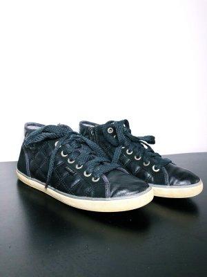Esprit Schuhe Sneaker Winterschuhe Schnürschuhe Boots schwarz Größe 38 Neu 69,99€