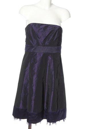Esprit schulterfreies Kleid lila Elegant