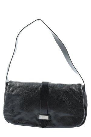 Esprit Schultertasche schwarz Elegant